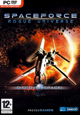 Space Force Rogue Universe (2007) PC | RePack by [R.G. Catalyst]