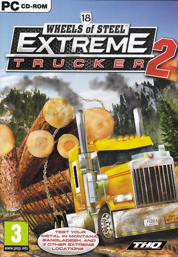 18 Wheels of Steel: Extreme Trucker 2 (2011) PC | RePack от R.G. Механики