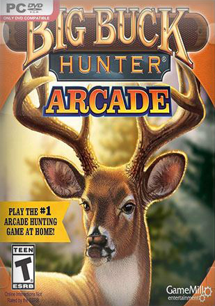 Big Buck Hunter Arcade (2016)