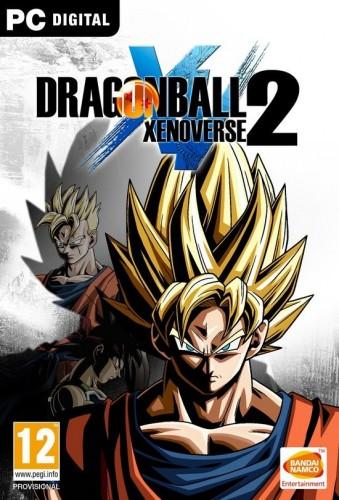 Dragon Ball: Xenoverse 2 [v 1.10.02 + 14 DLC] (2016) PC | RePack от qoob