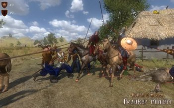 Mount and Blade - Великие битвы (2010) PC   RePack by Fenixx