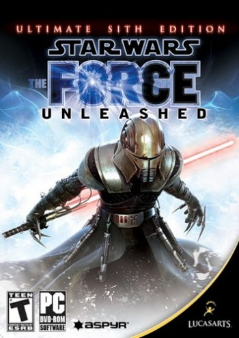 Star Wars: The Force Unleashed. Ultimate Sith Edition (2008)
