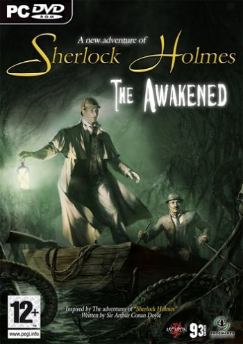Sherlock Holmes: The Awakened (2006) PC | RePack by Dean24 | R.G. REVOLUTiON