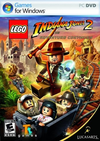 Lego Indiana Jones 2: The Adventure Continues (2009) PC | RePack by Fenixx