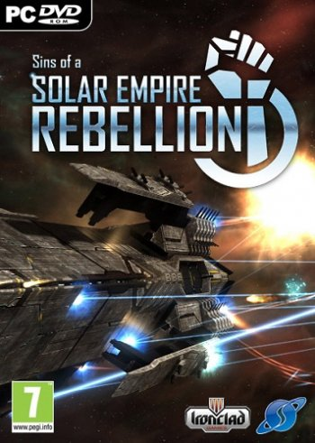 Sins of a Solar Empire - Rebellion (2012) PC | RePack от R.G. Механики