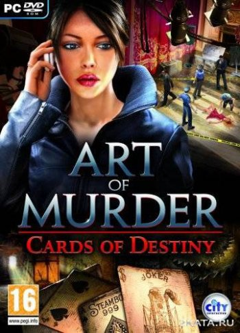 Art of Murder: Cards of Destiny (2010) PC | RePack by Fenixx
