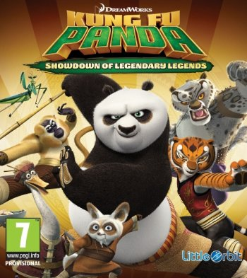 Kung Fu Panda Showdown of Legendary Legends (2016)