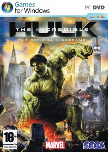 The Incredible Hulk (2008) PC | RePack от R.G. Freedom