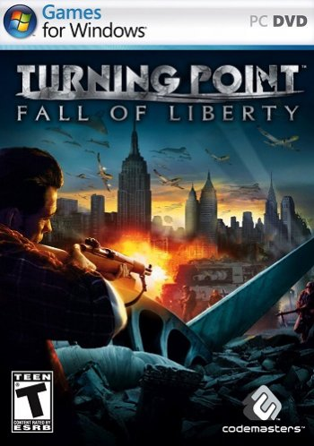 Turning Point: Fall of Liberty (2008) PC | RePack от R.G. Механики
