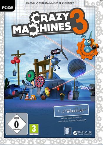 Crazy Machines 3 [v 1.5.0] (2016) PC | RePack от qoob