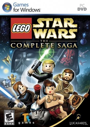 Lego. Star Wars: The Complete Saga (2009)