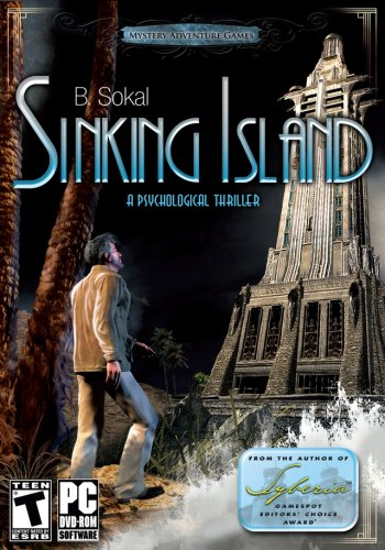 Б. Сокаль. Sinking Island (2008) PC | RePack by R.G.ReCoding