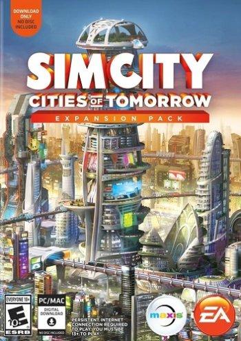 SimCity: Cities of Tomorrow (2014) PC | RePack от R.G. Механики