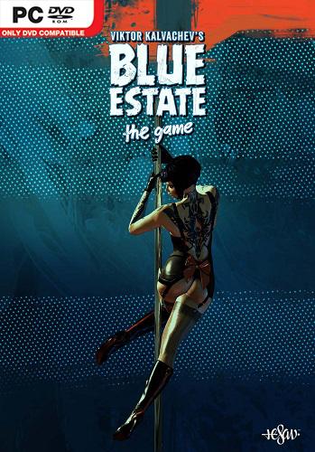 Viktor Kalvachev's - Blue Estate: The Game (2015) PC | R.G. Origami
