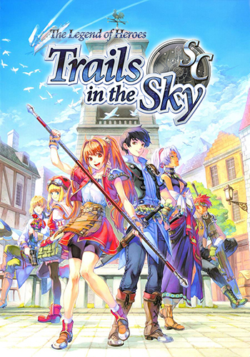 The Legend Of Heroes: Trails In The Sky Second Chapter (2015)