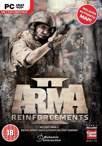 Arma 2: Второй фронт / Arma 2: Reinforcements (2011) PC