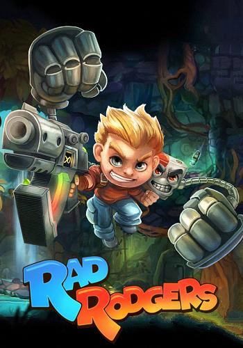 Rad Rodgers: World One (2017)