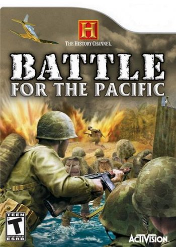 The History Channel: Battle for the Pacific (2009) PC | RePack by SeregA_Lus