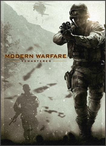 Call of Duty: Modern Warfare - Remastered (2016) PC | RePack от xatab