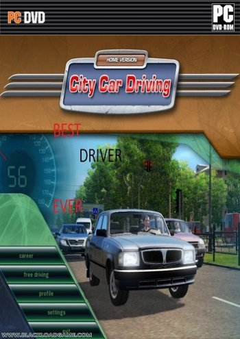 City Car Driving [v 1.5.9.2 build 27506] (2016) PC | RePack от xatab