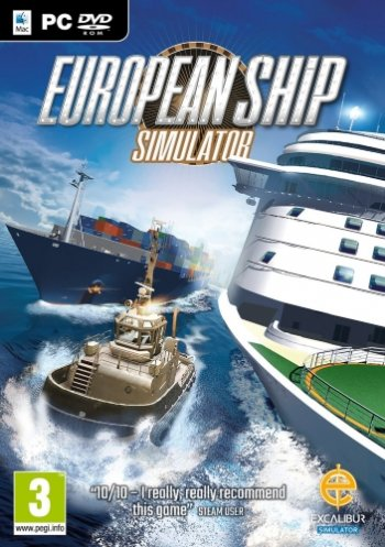 European Ship Simulator Remastered (2016)