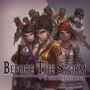 Tidal Affair: Before The Storm (2015)