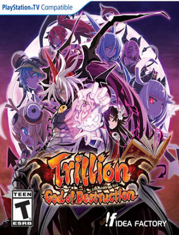 Trillion God of Destruction (2016)