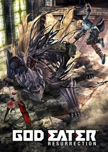 God Eater Resurrection (2016)