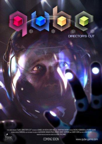 Q.U.B.E. Director's Cut (2014) PC   RePack от R.G. Механики