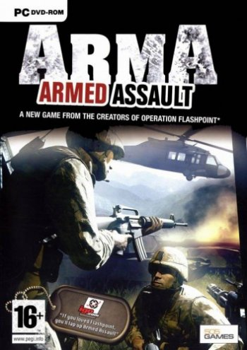 ArmA: Armed Assault - Gold (2008) PC | RePack by nOx