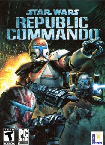 Star Wars: Republic Commando (2005)