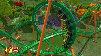 RollerCoaster Tycoon World (2016)