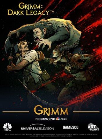 Grimm: Dark Legacy (2016)