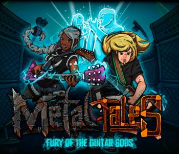 Metal Tales: Fury of the Guitar Gods (2016)