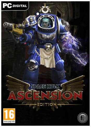 Space Hulk Ascension - Dark Angels (2014)