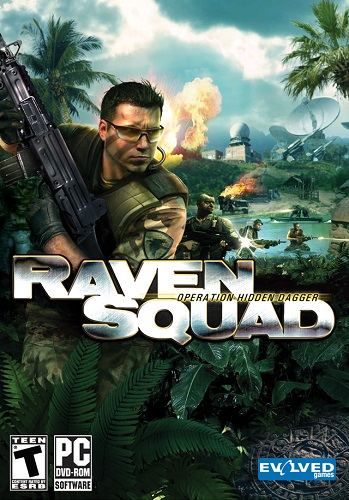 Raven Squad: Operation Hidden Dagger (2009) PC | RePack by R.G. Catalyst