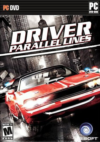 Driver: Parallel Lines (2007) PC | Repack от R.G. Механики