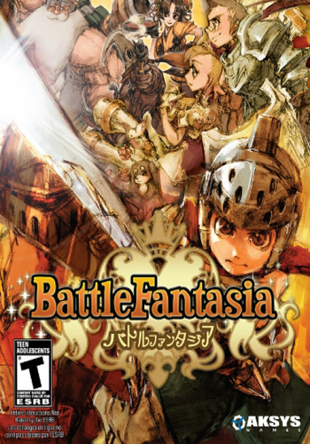 Battle Fantasia -Revised Edition- (2015)