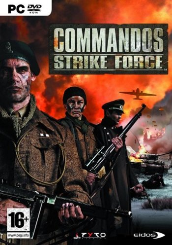 Commandos: Strike Force (2006) PC | RePack by by Edison007