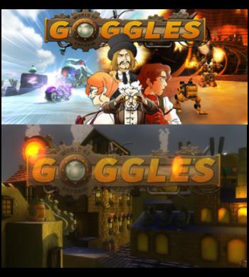 Goggles: World of Vaporia (2015)