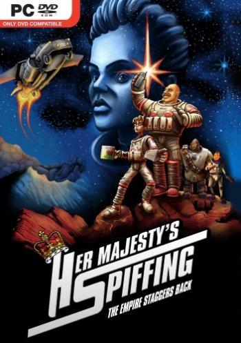 Her Majesty's Spiffing (2016)