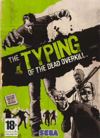 The Typing Of The Dead: Overkill (2013) PC | RePack by Audioslave