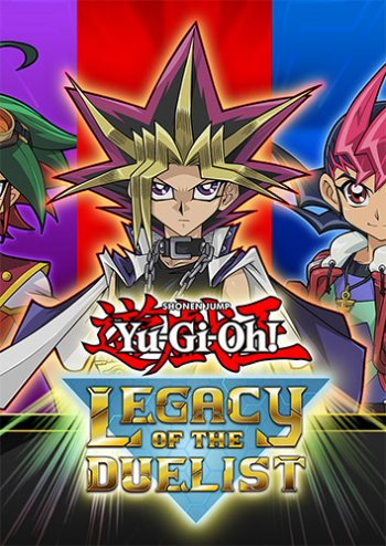 Yu-Gi-Oh! Legacy of the Duelist (2016) PC   RePack by FitGirl
