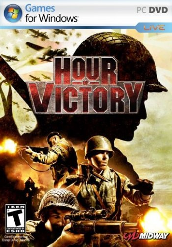 Hour of Victory (2008) PC | RePack by eviboss