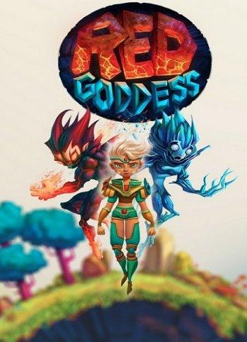 Red Goddess: Inner World (2015) PC | RePack by U4enik_77