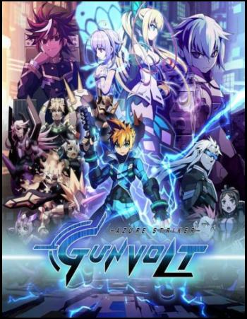 Azure Striker Gunvolt (2015)
