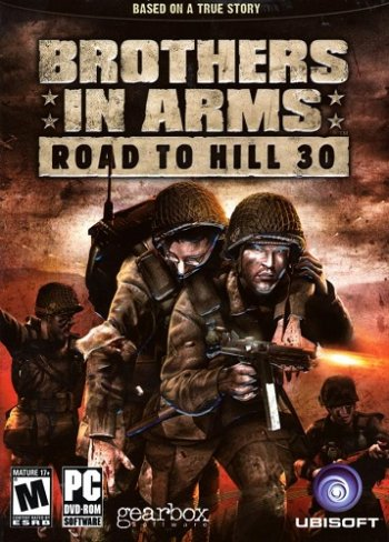 Brothers in Arms: Road to Hill 30 (2005) PC | RePack by SeregA_Lus