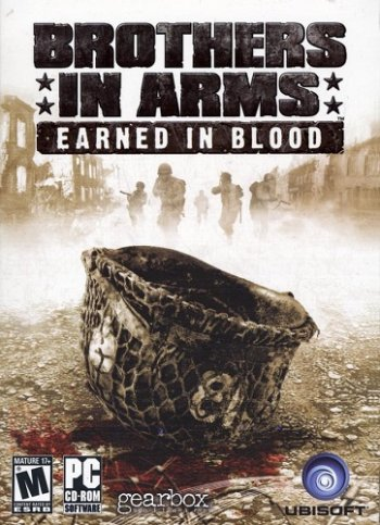 Brothers in Arms: Earned in Blood (2005) PC | RePack SeregA_Lus