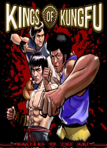 Kings of Kung Fu (2015)