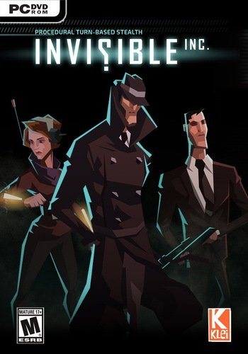 Invisible Inc (2015) PC | RePack от R.G. Механики